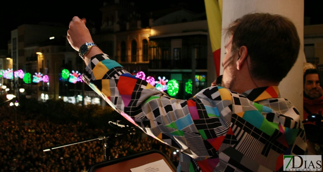 Pregón íntegro de Carlos Latre: De los que más han gustado en años