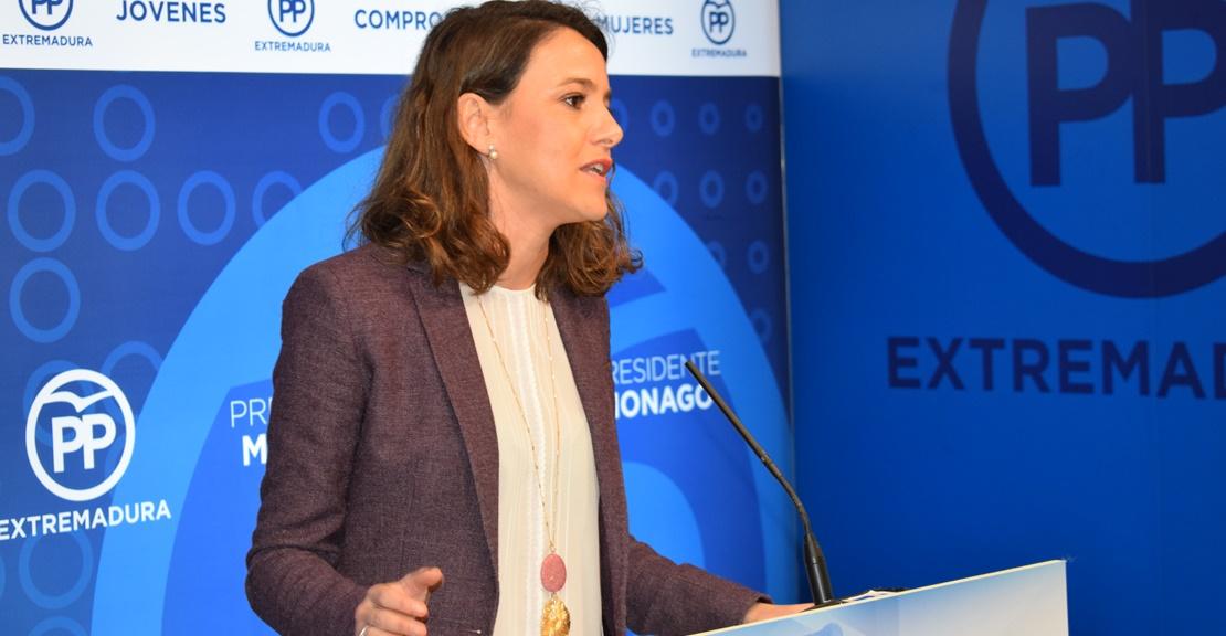 """PP exige a la Junta que """"no se olvide de los jóvenes"""" y """"frene la despoblación"""""""