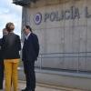 Las cámaras instaladas en Badajoz permiten un visionado a 1 kilómetro de distancia