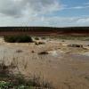 PRECAUCIÓN: Así bajan los arroyos y ríos en Tierra de Barros y Sierra Suroeste