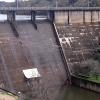 Comienza a desembalsar la presa del Villar del Rey