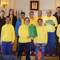 Ecovidrio premia al Centro Ocupacional Proserpina por sus buenas prácticas