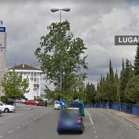 Una niña de 2 años grave al ser atropellada en Cáceres