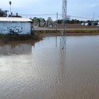 Las casas aisladas de Gévora tendrán que ser desalojadas tarde o temprano
