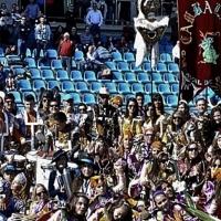 Carnaval y fútbol se unen por un día