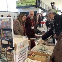 La Feria de Coleccionismo de Villanueva, una importante inyección económica