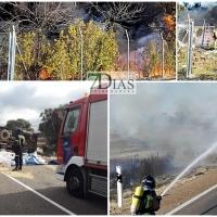 Los bomberos reclaman una Ley del Fuego en Extremadura