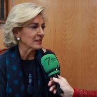 La delegada del Gobierno acusa a la Junta de dar la espalda a los pueblos