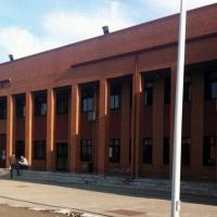 Detenida cuando introducía droga en la cárcel de Badajoz