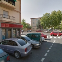 Tres personas atrapadas en el incendio de un piso en Cáceres