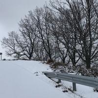 El norte de Extremadura en alerta por nieve este sábado
