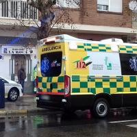 Atropello en un paso de peatones de Ricardo Carapeto (Badajoz)