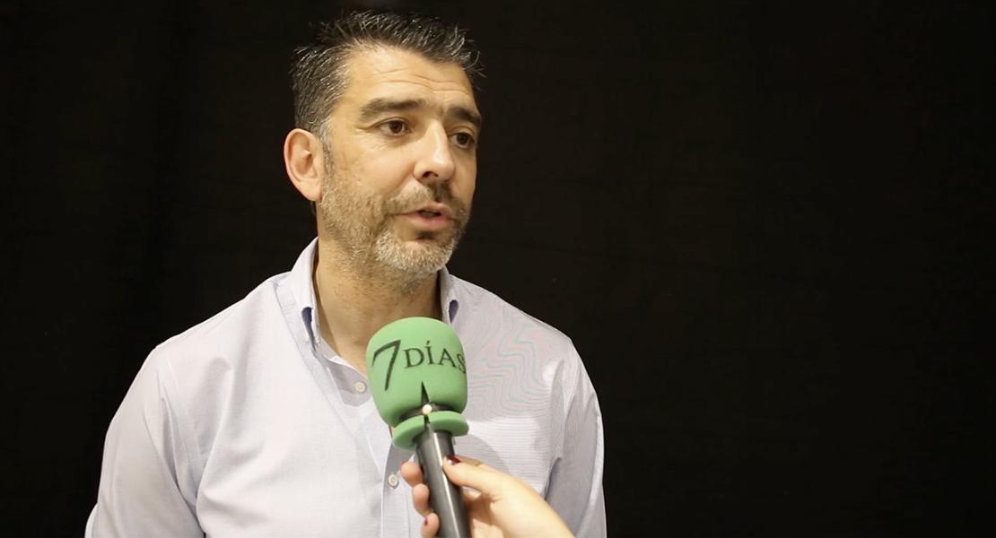 """Pablo Blázquez: """"Nuestra afición siempre responde"""""""
