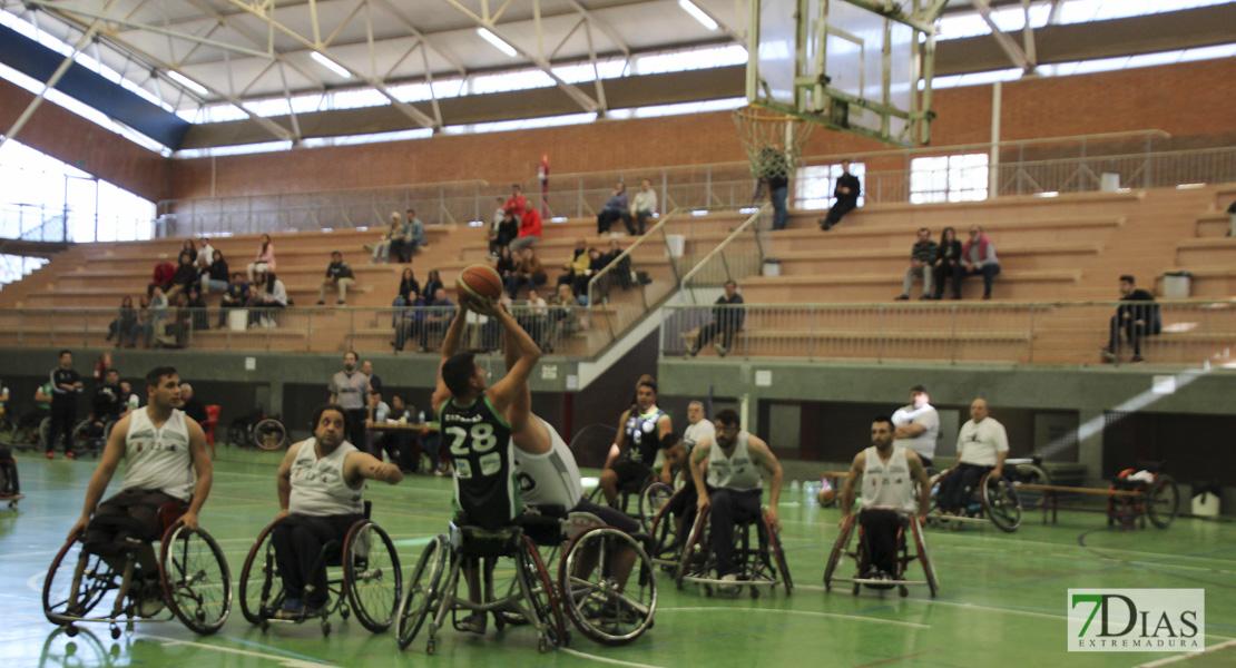 El Mideba cierra su participación en casa de la temporada con una contundente victoria