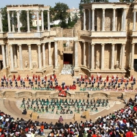 El Teatro Romano rejuvenece gracias al Grecolatino