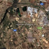 Cuatro mujeres graves tras sufrir un accidente de tráfico