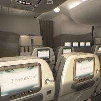 Una aerolínea árabe compra un sistema extremeño de elección de asiento