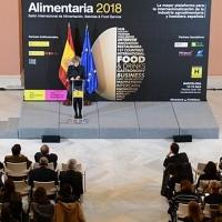 Alimentaria 2018 contará con 50 empresas extremeñas en Barcelona