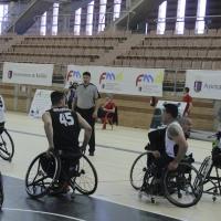 Gran debut del Mideba Extremadura en la Euroliga 3