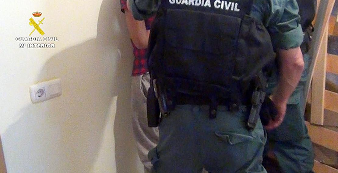 Desarticulada una organización criminal dedicada a la inmigración irregular