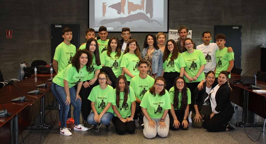 El instituto de Burguillos del Cerro ha constituido una empresa para promocionar el patrimonio