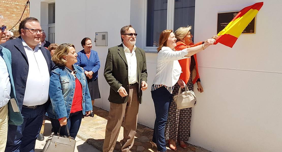 Capilla inaugura un Centro de Formación y Ocio