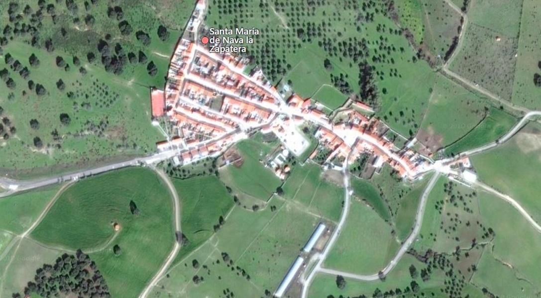 Nuevo corte de carretera por causas meteorológicas en la provincia de Badajoz