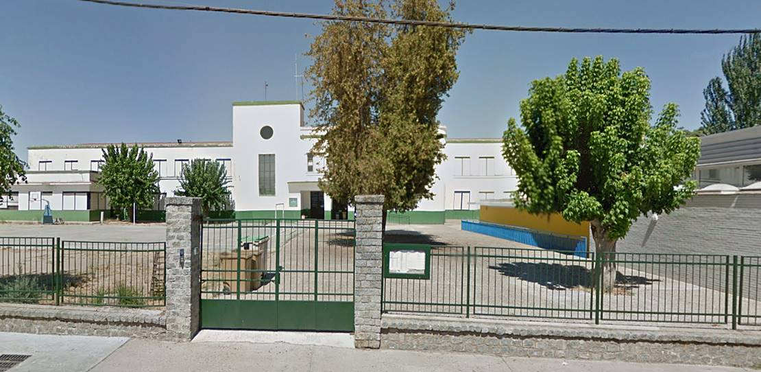 Adjudicadas las obras en el CEIP 'Arias Montano' por 435.519 euros