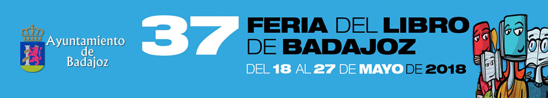 FERIA DEL LIBRO BADAJOZ 2018