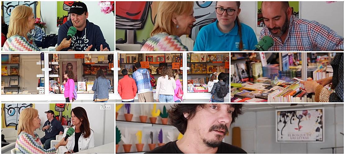 Programa especial de 7Días desde la Feria del Libro 2018