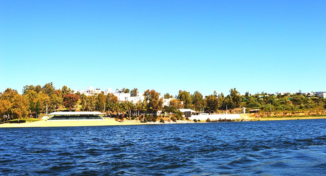 La bandera azul seguirá ondeando en la playa de Orellana