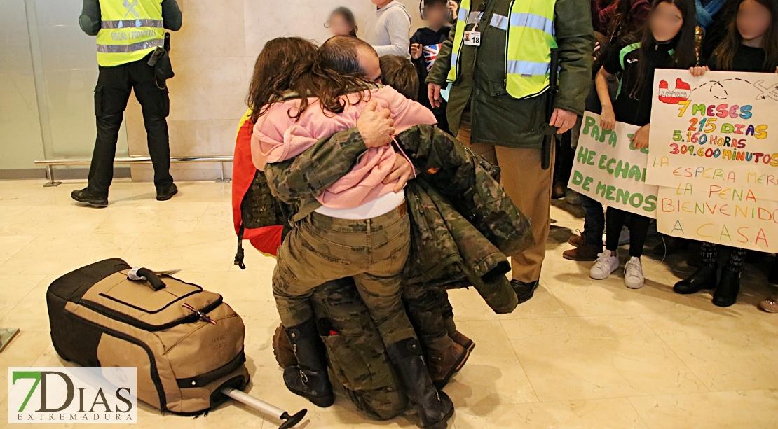 La Brigada 'Extremadura' XI,desplazada al Líbano, inicia el regreso a casa
