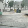 Llegan más imágenes de la granizada y posterior inundación en Guareña (Badajoz)