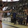 Imágenes de las semifinales del nacional de baloncesto junior de Badajoz