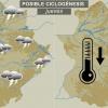 El jueves será un día muy complicado en Extremadura