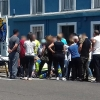 Atropellan a una mujer y se dan a la fuga en Badajoz
