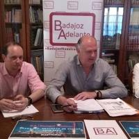 Badajoz Adelante presenta su proyecto de ciudad para 2019