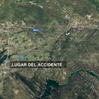 Un joven sufre policontusiones en un accidente en Almaraz (CC)