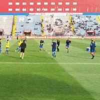 El Extremadura UD sufre para ganar