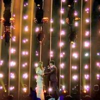 Ensayo general de Amaia y Alfred para la final de Eurovisión del sábado