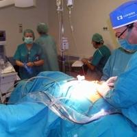 El Hospital de Mérida incorpora la técnica quirúrgica de Láser Verde en Urología