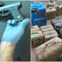 Desarticulada una organización criminal dedicada al tráfico internacional de hachís
