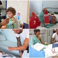 Fundación CB Integra Team visita el Hospital Materno Infantil