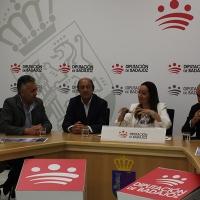 La Diputación de Badajoz fomenta el ejercicio físico femenino