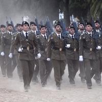 Día de las Fuerzas Armadas, un encuentro de los ejércitos con la ciudadanía