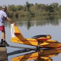 Sortearán un dron entre los asistentes al Encuentro de Hidroaviones