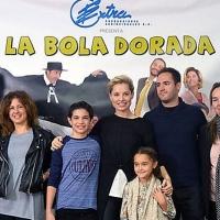 La Bola Dorada aterriza en el Teatro López de Ayala