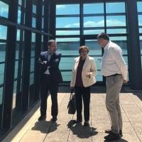 Nuevo acercamiento entre la Plataforma Logística y Portugal