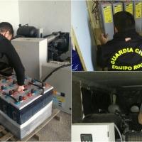 Cae una banda, que operaba en Extremadura, dentro de la Operación Níger