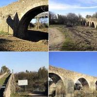 Organizan una ruta para conocer y valorar el Puente de Gévora